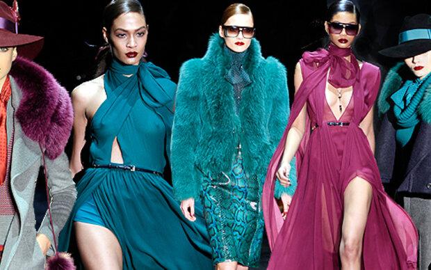Auftakt in Mailand mit Gucci