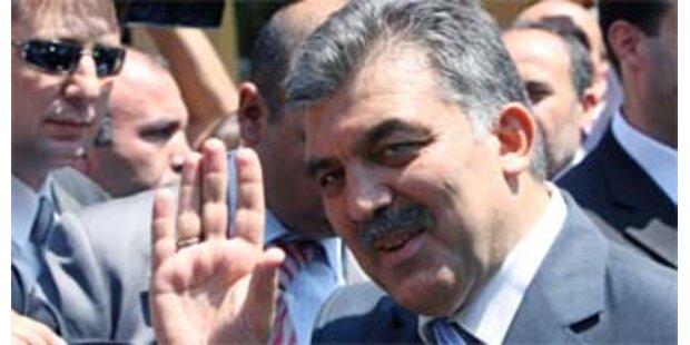 Abdullah Gül neuer Präsident der Türkei