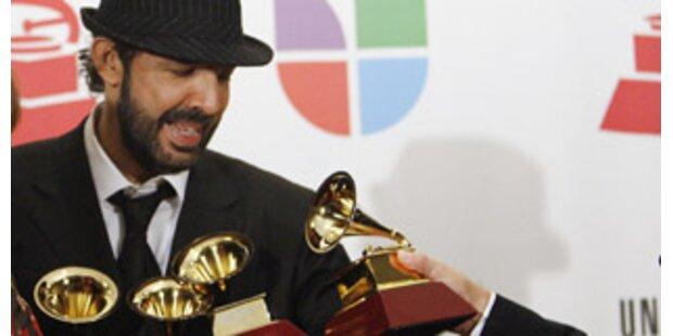 Verleihung der Latin-Grammys in Las Vegas