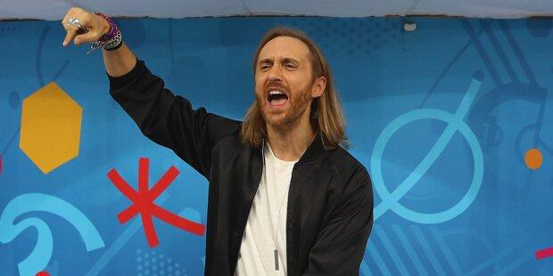David Guetta feuert Team an