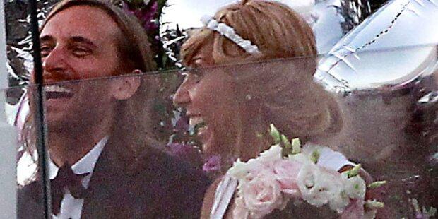 David Guetta: Ehe-Gelübde erneuert