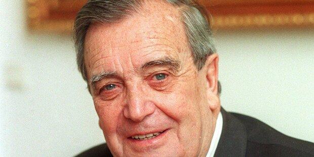 Klagenfurter Altbürgermeister Guggenberger gestorben