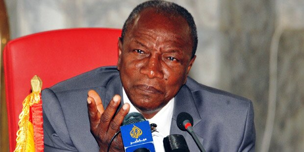 Guinea: Conde gewann Wahl im 1. Durchgang
