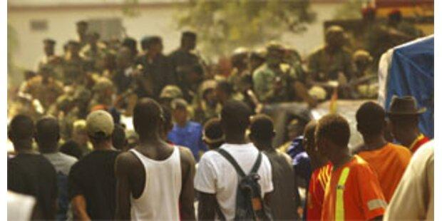 Militär in Guinea ernannte Regierungs-Rat