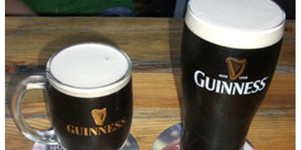 Guinness-Bier feiert 250. Geburtstag