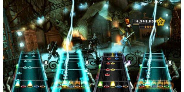 Xbox-Avatare werden zu Rockstars