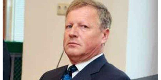 Prozess gegen Ex-VP-Politiker vertagt