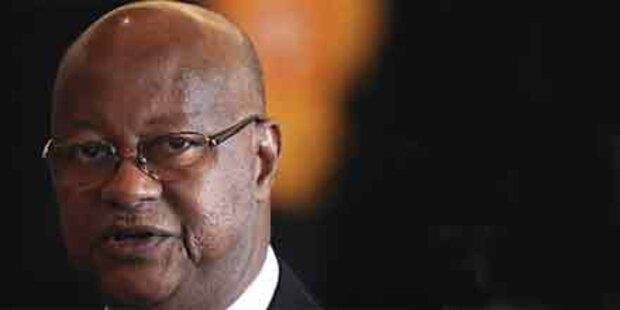 Putschversuch in Guinea-Bissau