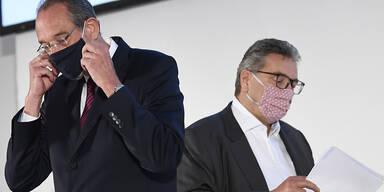 faßmann hacker bei Pressekonferenz