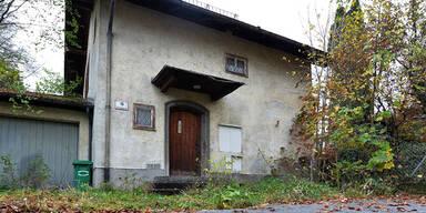 Haus von Cornelis Gurlitt in Salzburg Aigen