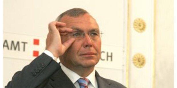 Gusenbauer kritisiert die ÖVP