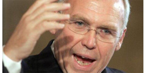 SPÖ rüstet gegen ÖVP auf