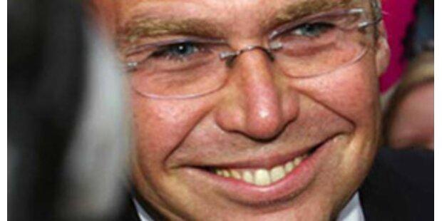 Gusenbauer-Rede ein Jahr nach den Wahlen