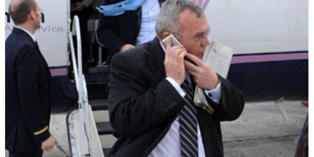 Gusi wegen ÖVP-Neuwahlpapier vom Urlaub zurück