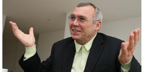 Gusenbauer wird Berater bei WAZ