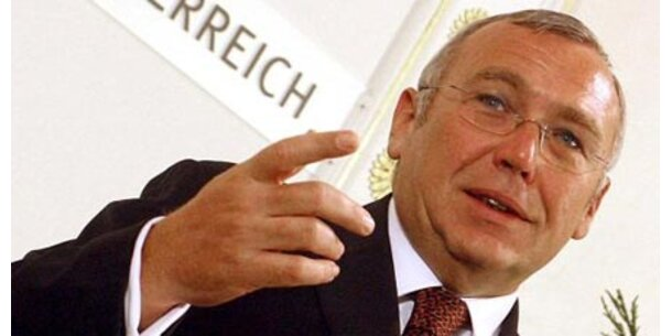 """Gusenbauer für """"kontrollierte Inflation"""""""