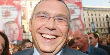 Ex-Kanzler Gusenbauer feiert zum 50er