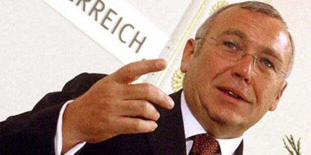 Gusenbauer hat Berater-Job bei Hochegger