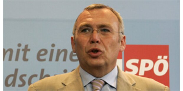 Gusenbauer hält sich aus der Innenpolitik raus
