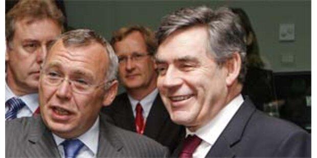 Gusenbauer schlug Weltfinanzinstitution vor