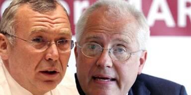 Gusenbauer zieht gegen HPM vor Gericht