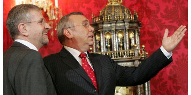 Österreicher mit Regierungsstart unzufrieden