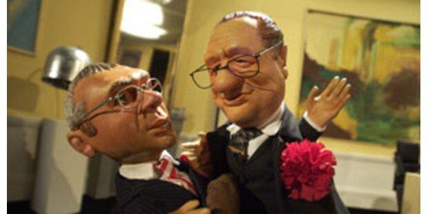 maschek: Revival der Polit-Puppen