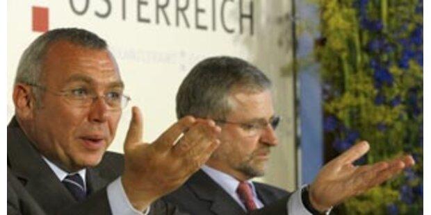 SPÖ nimmt ÖVP jetzt in die Zange