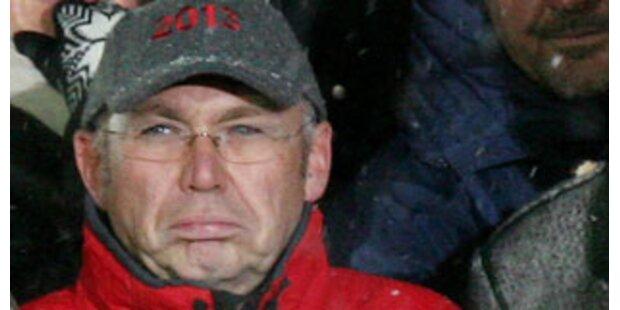 Koalition streitet um Pfiffe gegen Gusenbauer