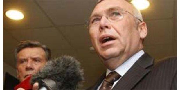SPÖ und ÖVP belauern sich weiter