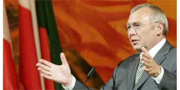 Gusi wirbt für Sitz Österreichs im Sicherheitsrat
