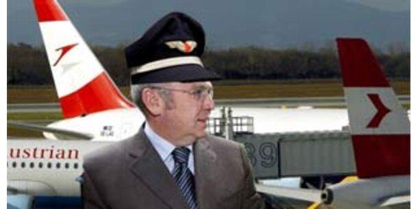 AUA-Geheimplan für Einstieg von Niki Lauda