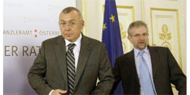 Opposition findet Koalitionsgipfel