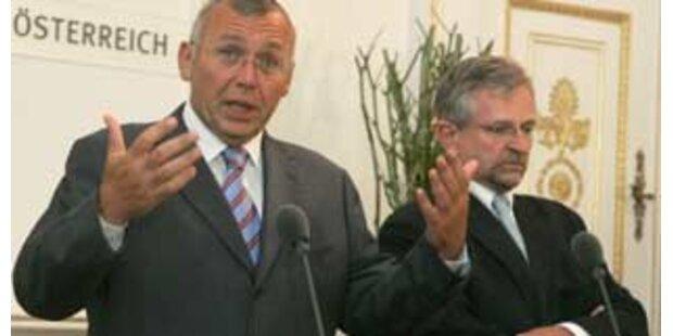 SPÖ beharrt auf Vermögens-Steuer