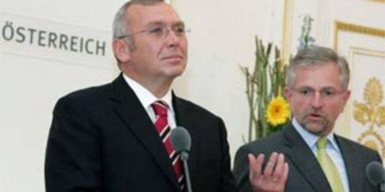 Österreicher halten ÖVP für Blockierer