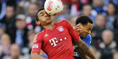 Bayerns Gustavo fällt bis 2013 aus