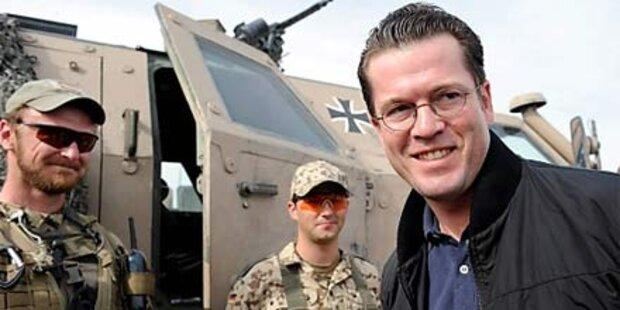 Deutschland: Schwere Waffen nach Kunduz