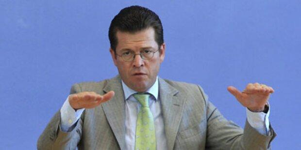 Plagiatsvorwurf gegen Guttenberg