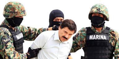 "Drogenboss ""El Chapo"" bricht aus"