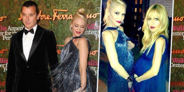 Gwen Stefani zeigt endlich ihren Babybauch