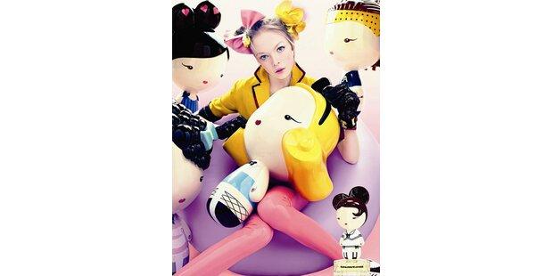 Pop-Queen lässt Puppen duften!