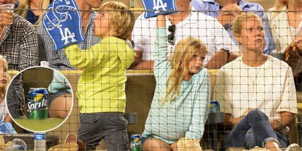 Paltrow belohnt ihre Kids mit einem Sprite