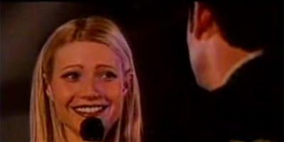 """Die US-Leser haben diesen Song auf Platz 1 der schlechtesten Duette gehievt. Schauspielerin Gwyneth Paltrow und Huey Lewis singen den Titelsong zum Film """" ... - 1.567"""