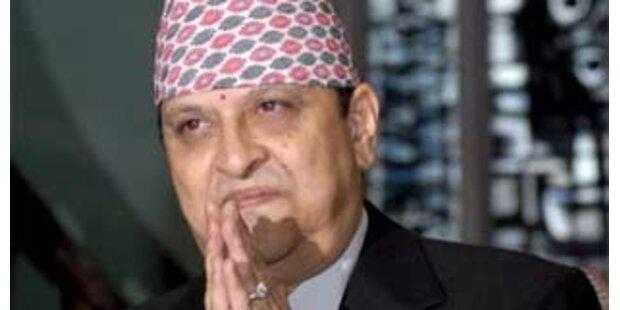 Nepals Ex-König wird bald der Strom abgestellt