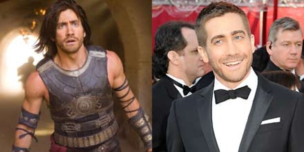 Action-Game: Gyllenhaal ist Muskelstar