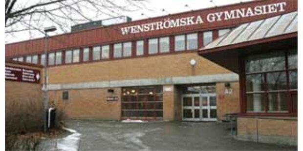 Internet-Drohungen gegen schwedisches Gymnasium
