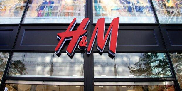 H&M setzt jetzt voll auf Online-Handel