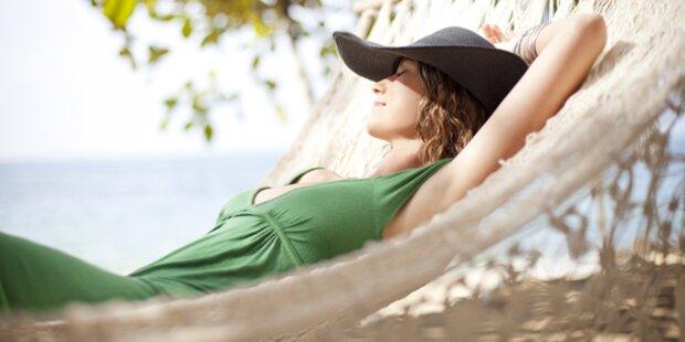 Kurzurlaub bringt auch viel Erholung