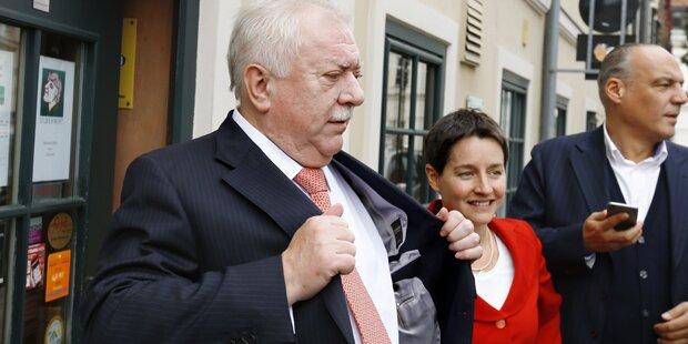 Häupl pokert um Wien-Koalition - aber mit wem?