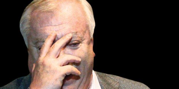 Michael Häupl ahnte die SP-Verluste